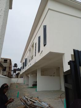 Luxury Finished 4 Bedroom Terraced Duplex, Ologolo, Lekki, Lagos, Terraced Duplex for Sale