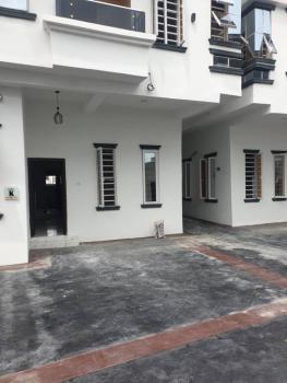 Fully Serviced 4 Bedrooms Terraced Duplex, Chevron Conservation Road, Lekki, Lagos, Terraced Duplex for Rent