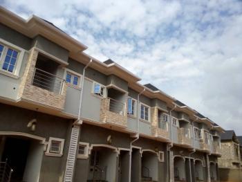 Beautiful 2 Bedrooms Terraced Duplex in a Nice Location, Dawaki, Gwarinpa, Abuja, Terraced Duplex for Rent