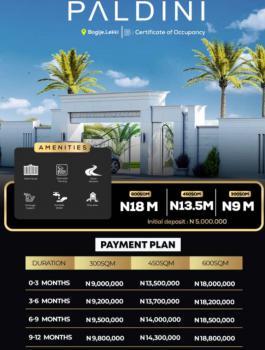 Land with Good Title C of O. Start Building Your Dream Home!, Beechwood Estate, Bogije, Ibeju Lekki, Lagos, Land for Sale