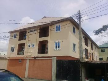 Newly Built 2 Bedrooms Flat with Pop Ceiling, 20, Queen Street, Alagomeji, Yaba, Lagos, Flat for Rent
