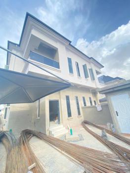 a Lovely 4 Bedroom Semi-detached with a Bq, Chevron, Lekki, Lagos, Semi-detached Duplex for Sale