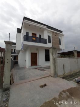 4 Bedroom Fully Detached Duplex with Bq, Thomas Estate, Ajah, Lagos, Detached Duplex for Sale