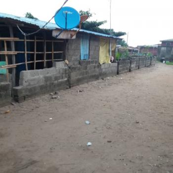 Well Planned Uncompleted Building, Afromedia, Ajagbandi, Ojo, Lagos, Block of Flats for Sale