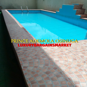 3 Bedroom Apartment + Bq + Pool, Old Ikoyi, Ikoyi, Lagos, Flat for Rent