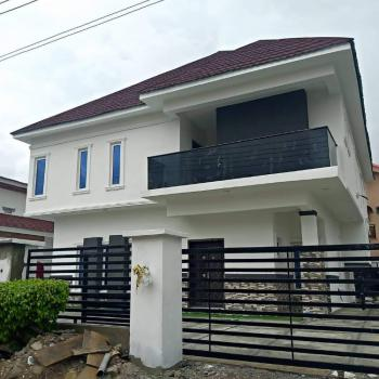 4 Bedrooms Fully Detached Duplex with Bq, Crown Estate, Sangotedo Ajah, Lagos, Sangotedo, Ajah, Lagos, Detached Duplex for Sale