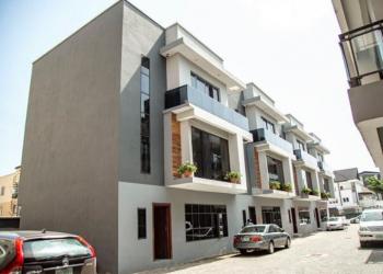 3 Bedroom Terrace with Bq, Off Palace Road, Oniru, Victoria Island (vi), Lagos, Terraced Duplex for Sale