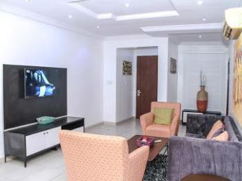 Tastefully Furnished 2 Bedrooms Corporate Apartnment, Dideolu Estate, Victoria Island (vi), Lagos, Semi-detached Duplex Short Let