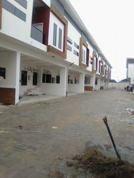Newly Built Spacious 4 Bedrooms Terraced Duplex with Swimming Pool, 2nd Tollgate, Lekki Phase 2, Lekki, Lagos, Terraced Duplex for Rent