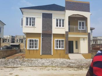 a New Stand Alone 4-bedroom Duplex, Ikota By Mega Chicken, Ikota, Lekki, Lagos, Detached Bungalow for Sale