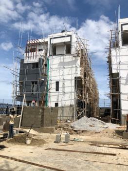 5 Bedroom Waterfront Semi Detached Duplex + Private Swimming Pool, Aqua Point Estate, Banana Island, Ikoyi, Lagos, Semi-detached Duplex for Sale