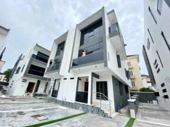 Luxury 4 Bedroom Semi Detached with One Bq  and One Study, Ikoyi, Lagos, Semi-detached Duplex for Sale