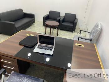 Executive Office / Conference Room / Work Station / Reception Service, Febson Mall, Herbert Macaulay Way, Wuse Zone 4, Wuse, Abuja, Office Space Short Let