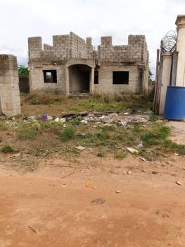 Ongoing Building Project, 5 Bedroom Duplex, Aba Nla, Alafara, Nihort Road, Jericho, Ibadan, Oyo, Detached Duplex for Sale
