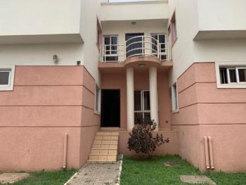 Luxurious 3 Bedroom Terrace Duplex Without Bq, Jabi, Abuja, Terraced Duplex for Sale
