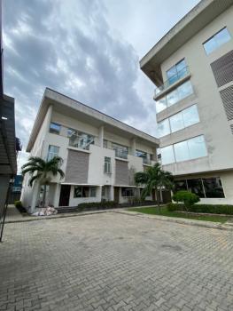Nicely Built 3 Bedrooms Terraced Duplex, Oniru, Victoria Island (vi), Lagos, Terraced Duplex for Rent