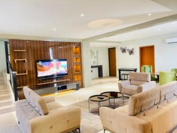 Casa Jordan - Luxury 3 Bedrooms Maisonette, Muri Okunola, Victoria Island (vi), Lagos, Semi-detached Duplex Short Let