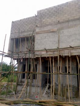 3 Bedroom Terrace Duplex, After Abraham Adesanya Round About, Ajah, Lagos, Terraced Duplex for Sale