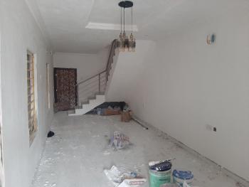 Spacious Brand New 3 Bedrooms Terraced Duplex, Lbs, Before Blenco Supermarket, Sangotedo, Ajah, Lagos, Flat for Rent