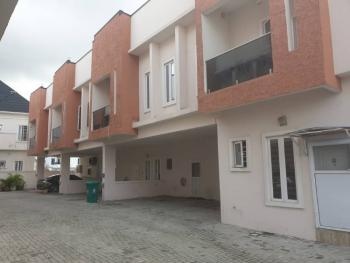 Nicely Built 4 Bedroom Terrace Detached Duplex;, Second Tollgate., Lekki, Lagos, Terraced Duplex for Rent