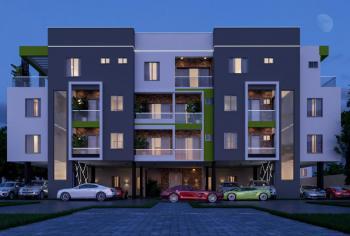 Luxury Finished and Semi Finished Apartments, Behind Oando Fuel Station Off Lekki Epe Expressway, Abijo, Lekki, Lagos, Block of Flats for Sale