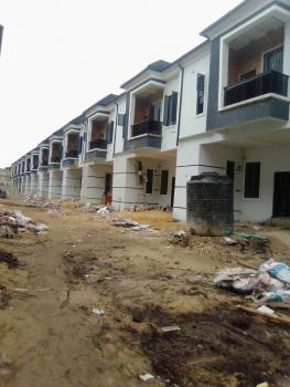 4bedroom Terrace Duplex with Spacious Rooms, Orchid, Lekki Phase 2, Lekki, Lagos, Terraced Duplex for Sale