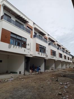 Luxury 4 Bedroom Terrace Duplex with Nice Finishing, Ologolo, Lekki, Lagos, Terraced Duplex for Sale