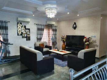 Commodious 3 Bedrooms Fully Detached Duplex Available, Coker Estate, Alausa, Ikeja, Lagos, Detached Duplex Short Let