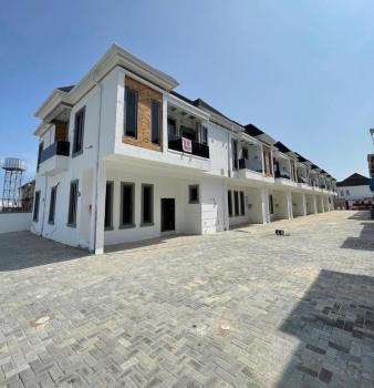 Nicely Built 4 Bedroom Terrace Duplex;, Second Tollgate., Lekki, Lagos, Terraced Duplex for Rent