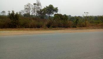1.19 Hectares Empty Commercial Land, First Plot on The Abuja Highway to The Airport.kyami District.this Plot Is Facing The Express Way., Kyami, Abuja, Commercial Land for Sale