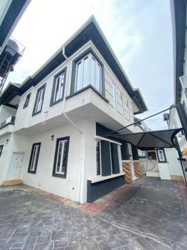 Exquisitvely Finished & Spacious 5bedroom Duplex + Bq, Chevron, Lekki, Lagos, Detached Duplex for Sale