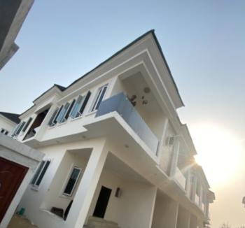 Beautiful 3 Bedroom Terrace Duplex Within a Secured Estate, 2nd Toll Gate, Lekki, Lagos, Terraced Duplex for Sale