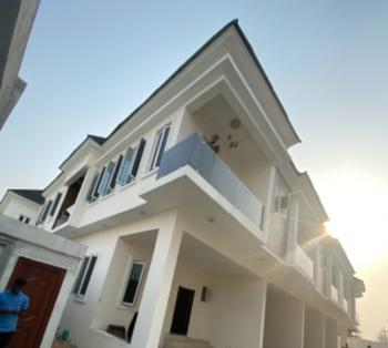 Luxury 4 Bedroom Terrace Duplex Within a Secured Estate, 2nd Toll Gate, Lekki, Lagos, Terraced Duplex for Sale