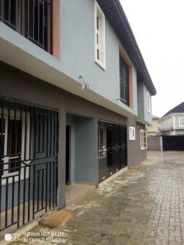 Newly Built 4 Units of 3 Bedroom Flat with Pop and Exoti in Ojodu, Off Adebowale Street Ojodu, Ojodu, Lagos, Terraced Duplex for Rent