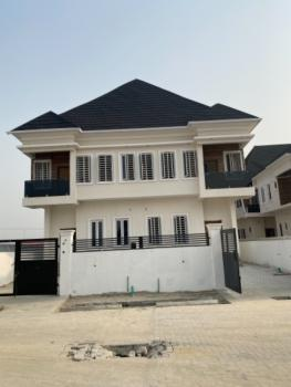 Luxury 4 Bedroom Semidetached Duplex with Bq, 2nd Toll Gate, Lekki, Lagos, Semi-detached Duplex for Sale
