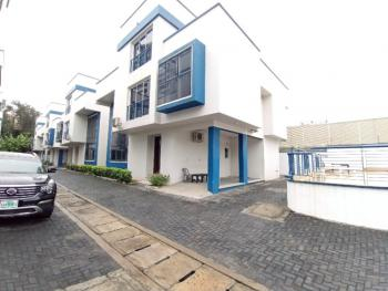Newly Built 4 Bedroom Detached Duplex with a Room Bq, Old Ikoyi, Ikoyi, Lagos, Detached Duplex for Rent