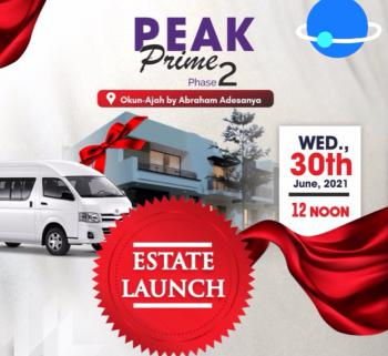 Be One of The Lucky Ones to Subscribe to This Estate, Okun Ajah By Abraham Adesanya, Lekki Phase 2, Lekki, Lagos, Residential Land for Sale