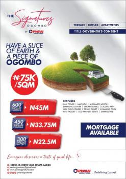 The Signatures, Ogombo, Ajah, Lagos, Mixed-use Land for Sale