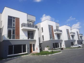 Superb Fully Automated 4 Bedroom Detached House with 2 Rooms Bq, Off Sobo Arobiodu Street, Ikeja Gra, Ikeja, Lagos, Detached Duplex for Sale