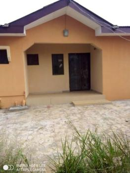 Standard 3 Bedroom Bungalow with 2 Shops on Full Plot, Ishefun, Ayobo, Lagos, Detached Bungalow for Sale