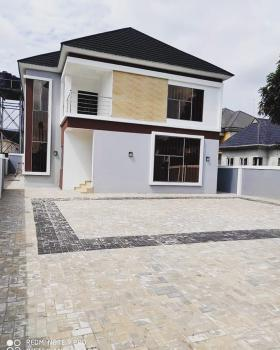 Newly Built 4 Bedroom Detached Duplex with Gate House on a Plot, Peter Odili Road, Port Harcourt, Rivers, Detached Duplex for Sale