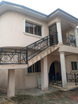 a Lovely 4 Bedroom, Upstairs Apartment. All Rooms Ensuite with Personal Meter, Seaside Estate Badore Road, Badore, Ajah, Lagos, Flat / Apartment for Rent