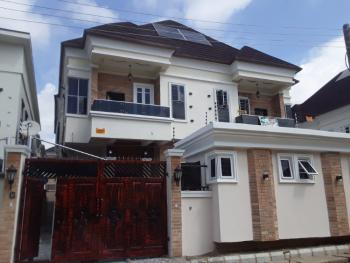 4bedroom Semi Detached Duplex with Bq, Lekki County Homes, Lekki, Lagos, Semi-detached Duplex for Sale