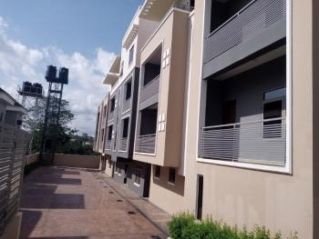Serviced Brand New 3 Bedrooms Flat with Bq, Guzape District, Abuja, Flat / Apartment for Rent
