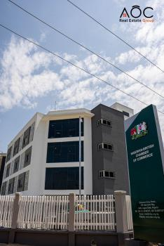 150sqm Office Space Available in Newly Built Plaza, Nbcc Plaza, Olubunmi Owa Street, Lekki Phase 1, Lekki, Lagos, Office Space for Rent