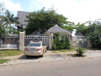 a Well Spacious & Finished 4 Bedroom Twin Duplex with 2 Bedrooms Guest, Off Cairo Street, Wuse 2, Abuja, Semi-detached Duplex for Rent