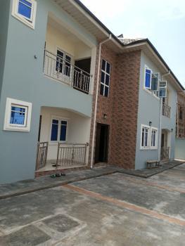Sweet Virgin 2 Bedrooms Flat, Shell Cooperative Estate, Off G U Akeh Road, Eliozu, Port Harcourt, Rivers, Flat / Apartment for Rent