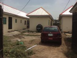 8 Units of 1 Bedroom and Self Contained Apartments, Around Navy Quarters, Orozo, Abuja, Block of Flats for Sale