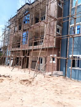 American Standard Virgin 2 Bedrooms Flat, Pearls Garden Estate, Off G U Akeh Road, Eliozu, Port Harcourt, Rivers, Flat for Rent