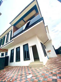 Nicely Built 4 Bedroom Semi Detached Duplex, Second Tollgate., Lekki, Lagos, Semi-detached Duplex for Rent
